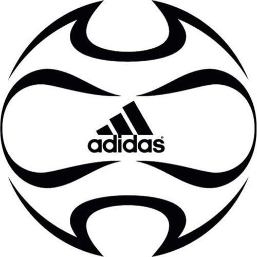adidas soccer balls clipart best
