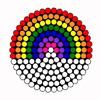 Rainbow Patterns Clipart Best