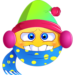 chilly weather clip art