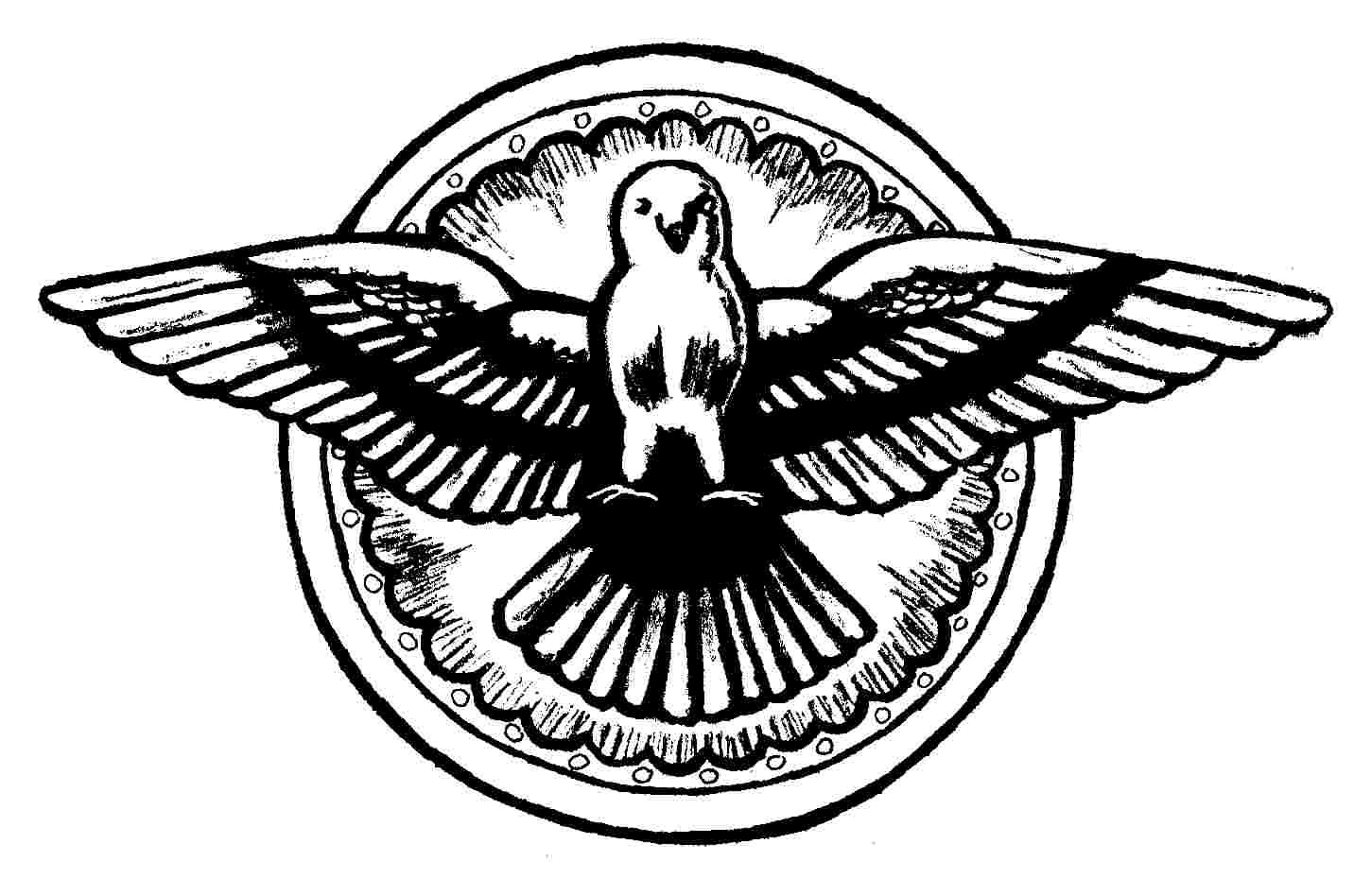 Holy Spirit Communion - ClipArt Best