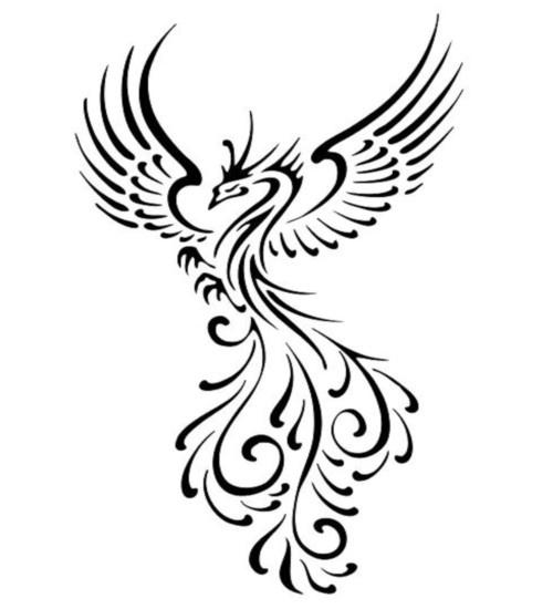 phoenix symbol clipart best