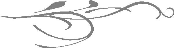 Grey Flourish clip art - vector clip art online, royalty free ...: www.clipartbest.com/girlanden-clipart
