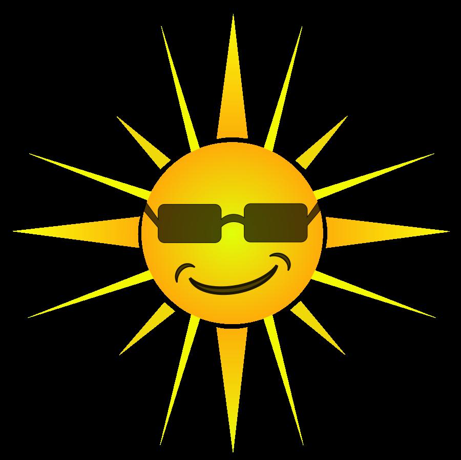 cool sun vector... Clip Art Pics Of The Sun