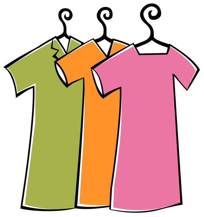 Clip Art Clothes - ClipArt Best