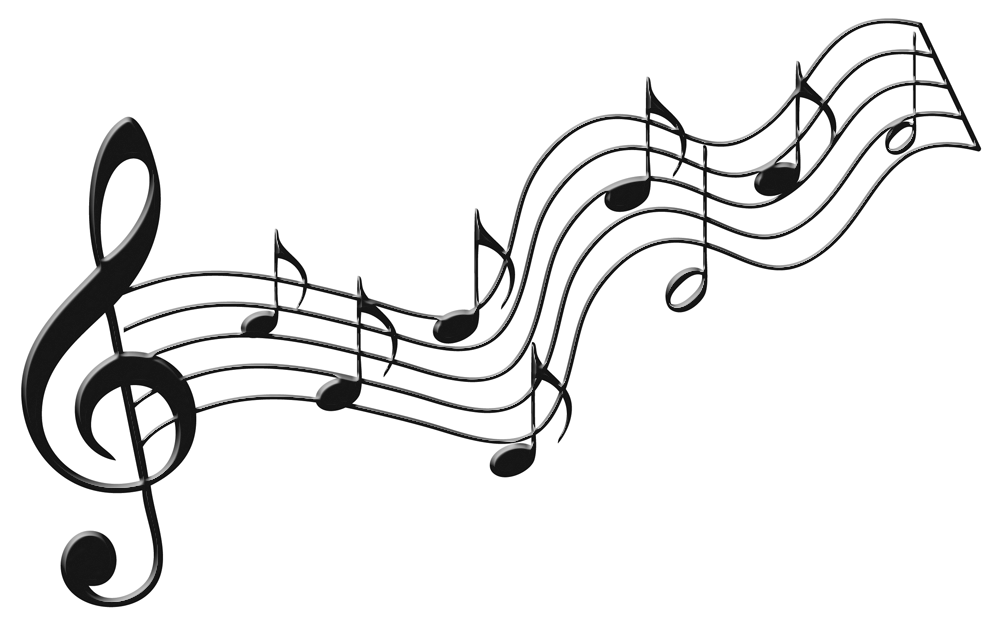 Line Art Notes : Png music notes clipart best