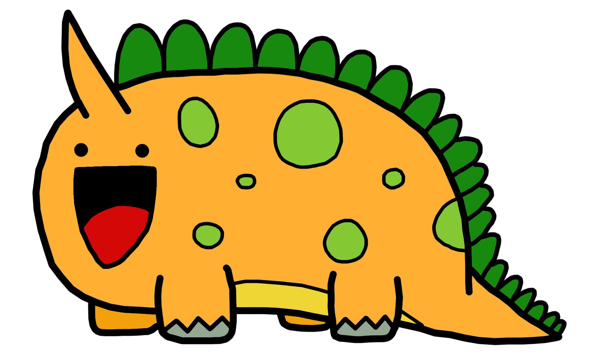 Dinosaur Cartoon | Clipart Panda - Free Clipart Images
