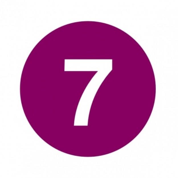 Number 7 - Clip...