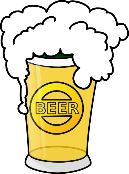 beer stein clipart free - photo #30
