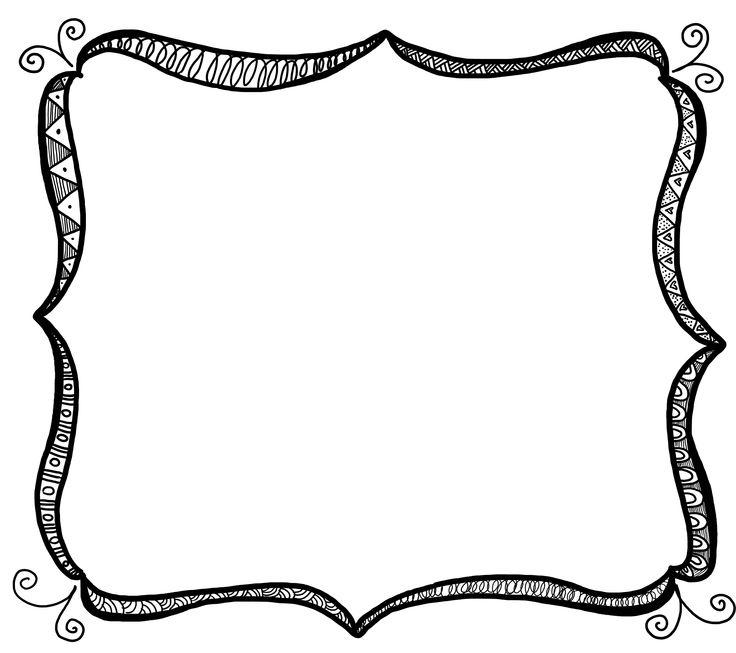 free printable clip art frames - photo #14