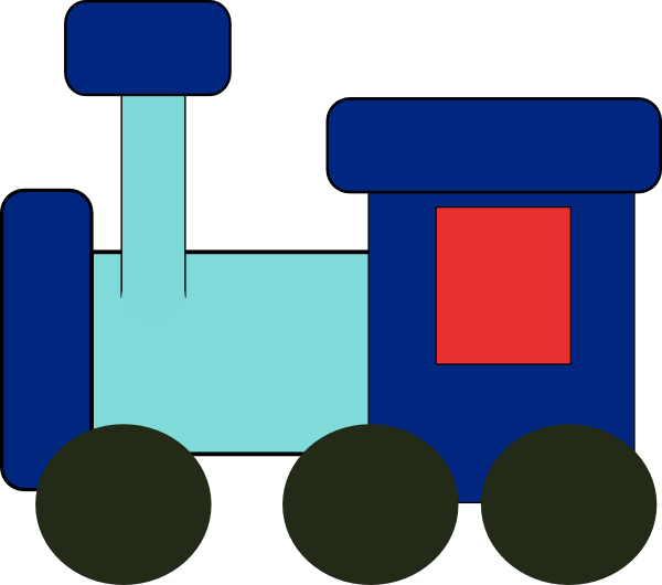 Toy Train Images Clipart Best