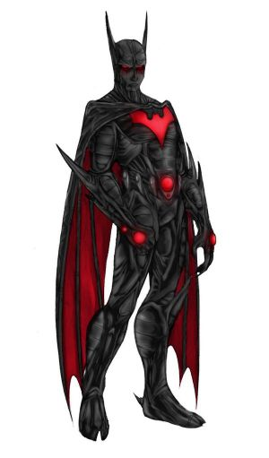 Logo Batman Beyond - ClipArt Best