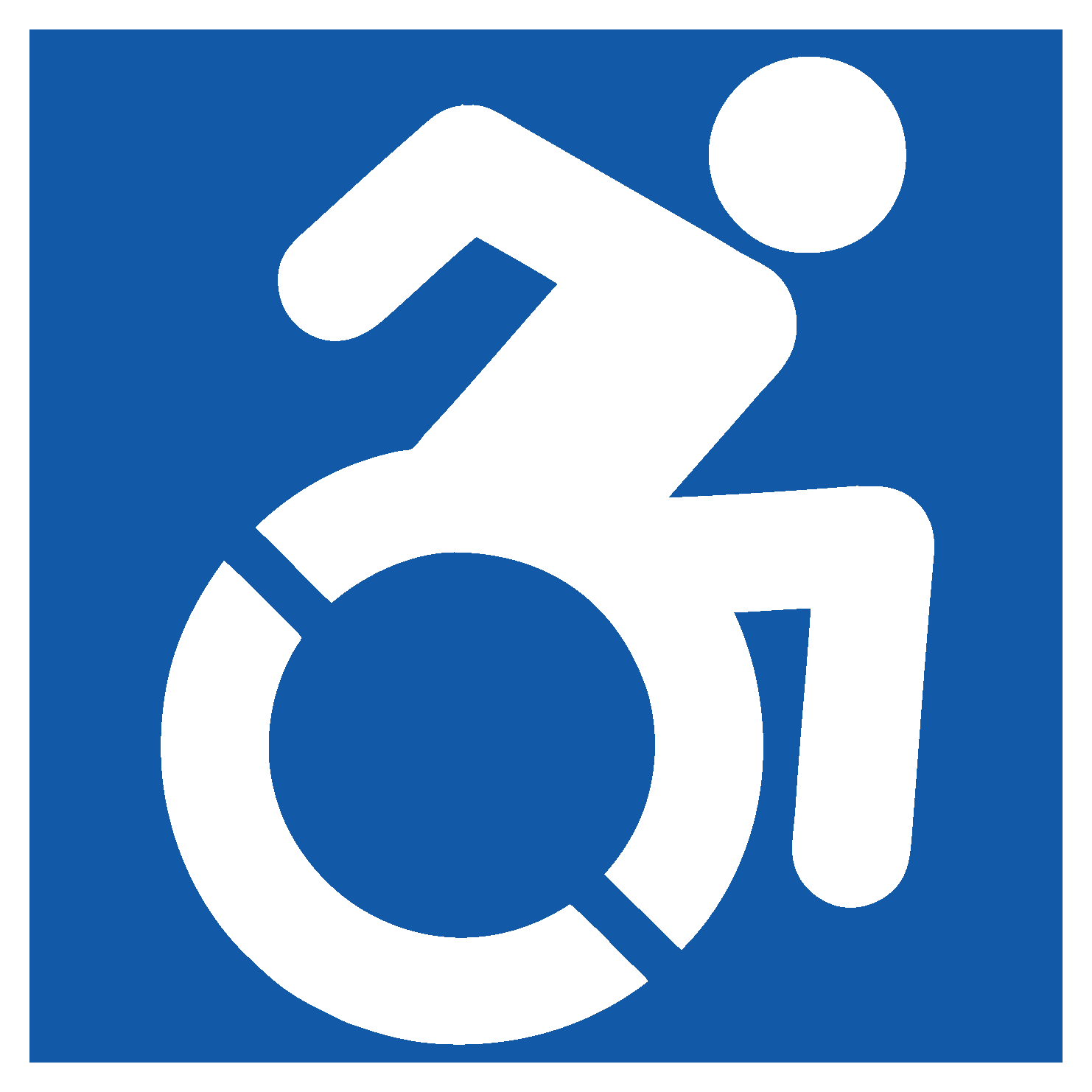 Handicapped Logo Vector