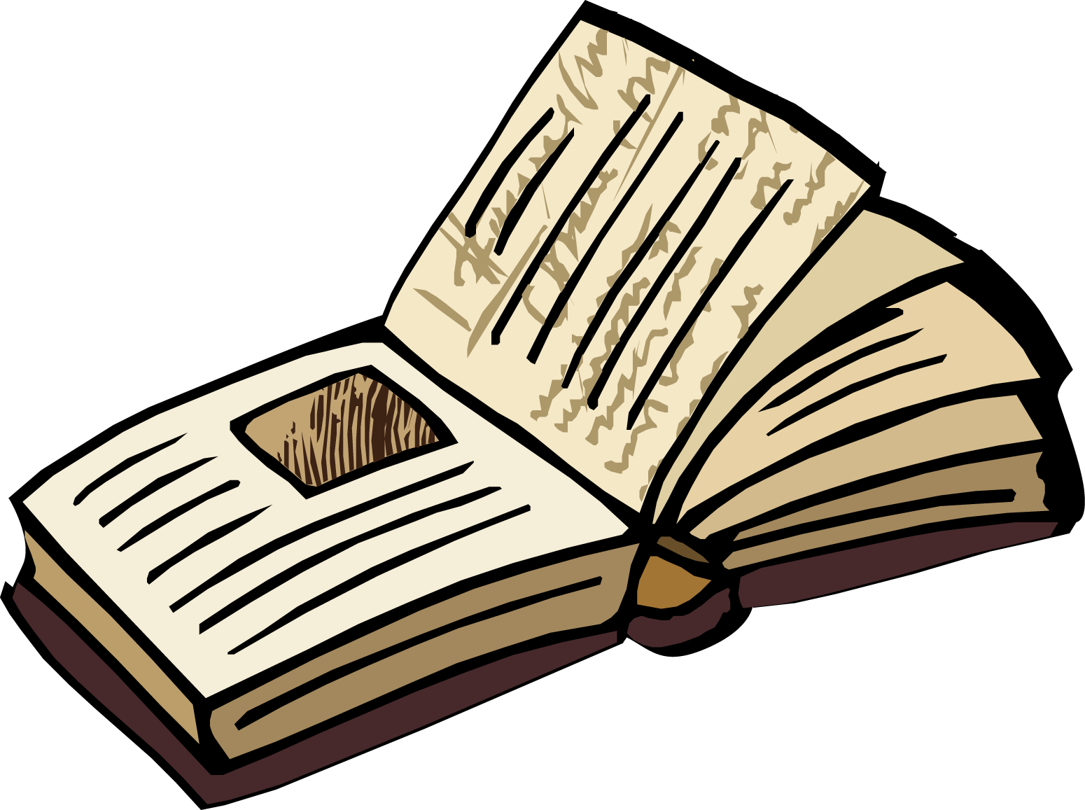 clipart for books-#33
