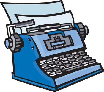 Typewriter Clipart - ClipArt Best