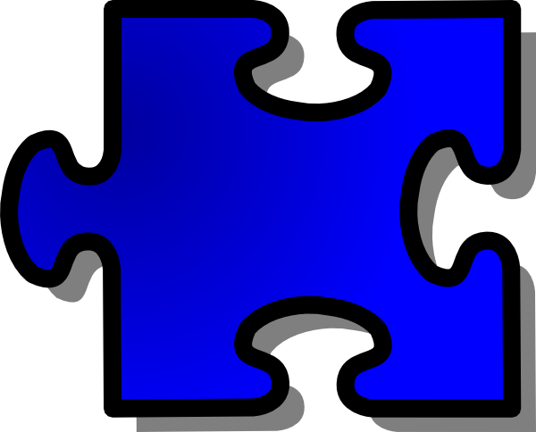Puzzle Piece Template Clipart Best Clipart Best