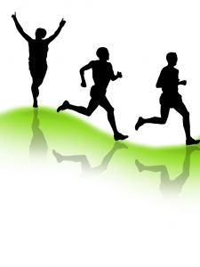 Pictures Of Runners - ClipArt Best