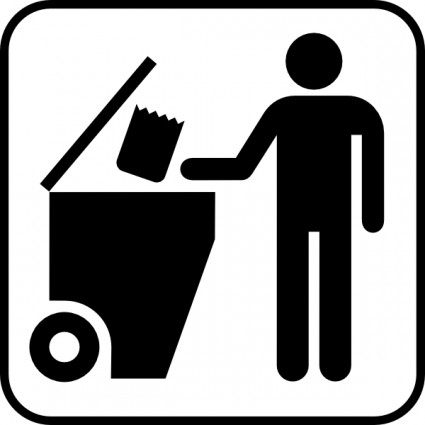 Trash Pick Up Clipart