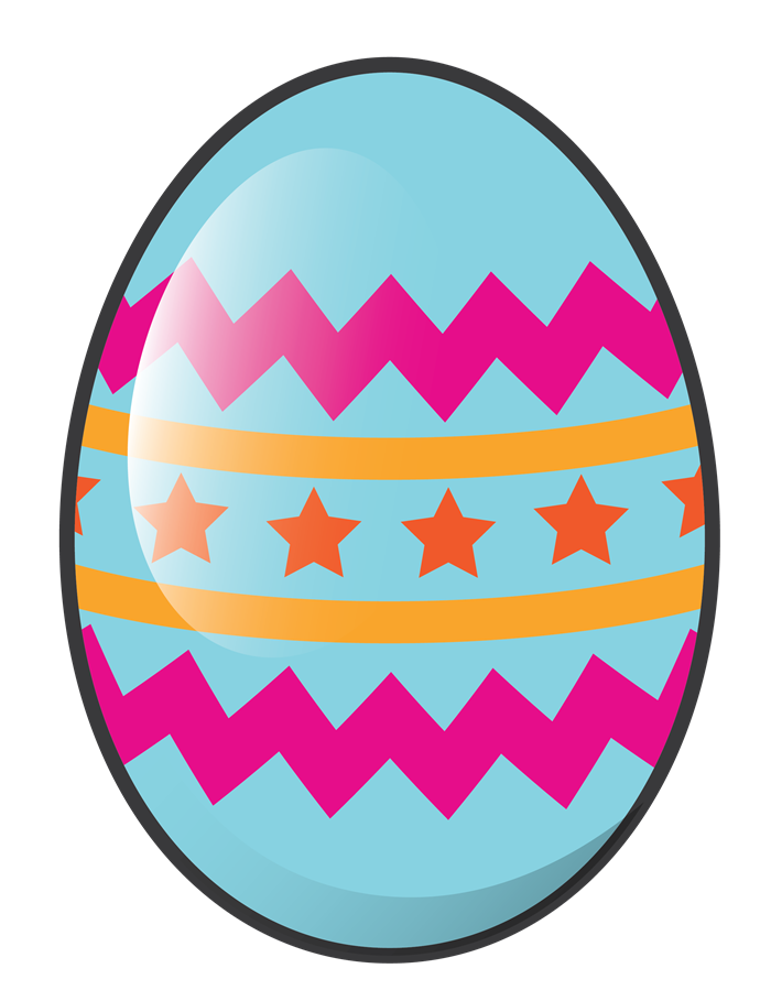 Large Easter Egg Clipart - ClipArt Best