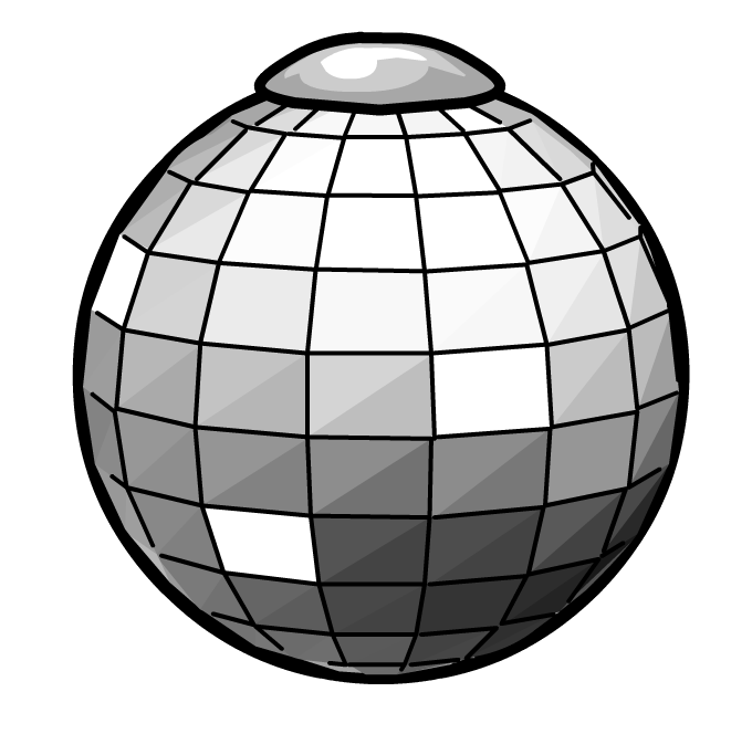 18 disco ball cartoon free cliparts that you can download to you ...