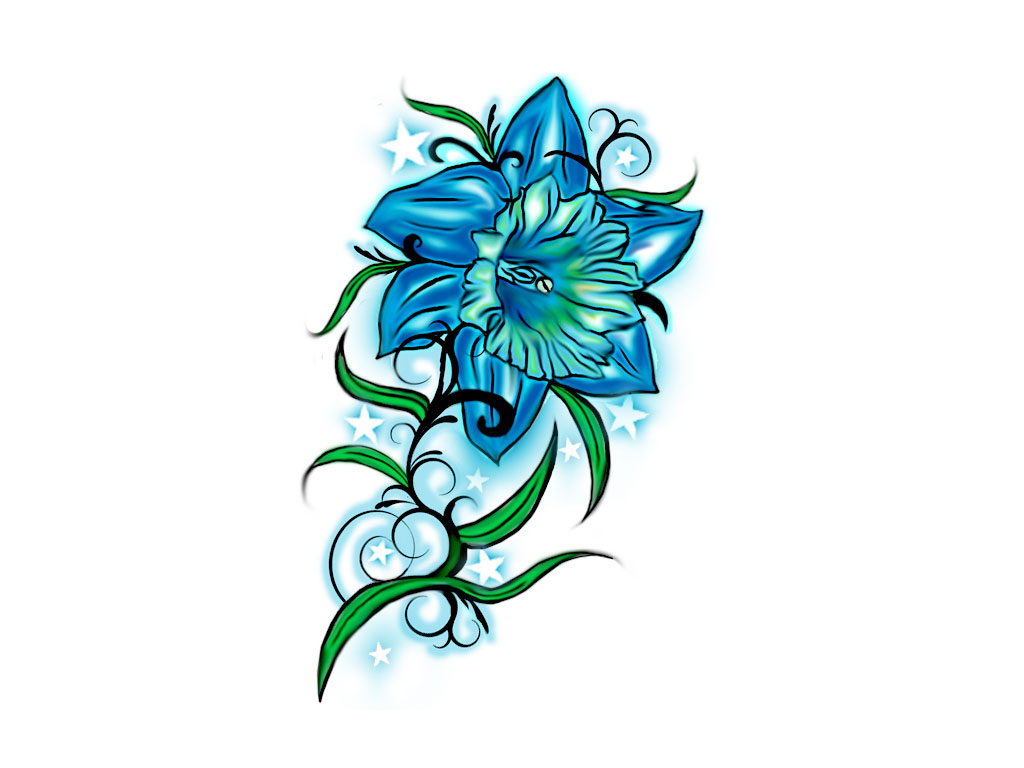 Flower wallpaper, Drawings and Flower