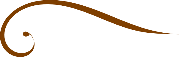 Brown Line Clipart