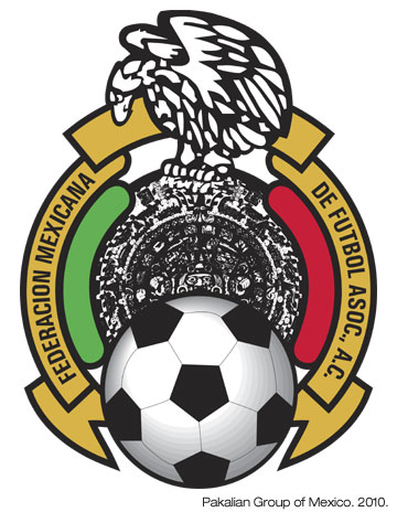 Mexican Federation Of Futbol – Revised Logo | Lord Pakal Ahau's ...