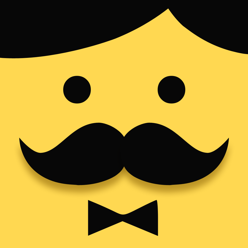 mustache iphone wallpaper hd - photo #13