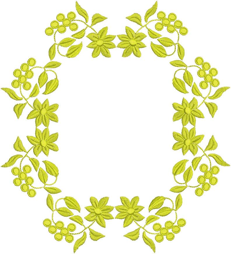 Floral Border Designs - ClipArt Best