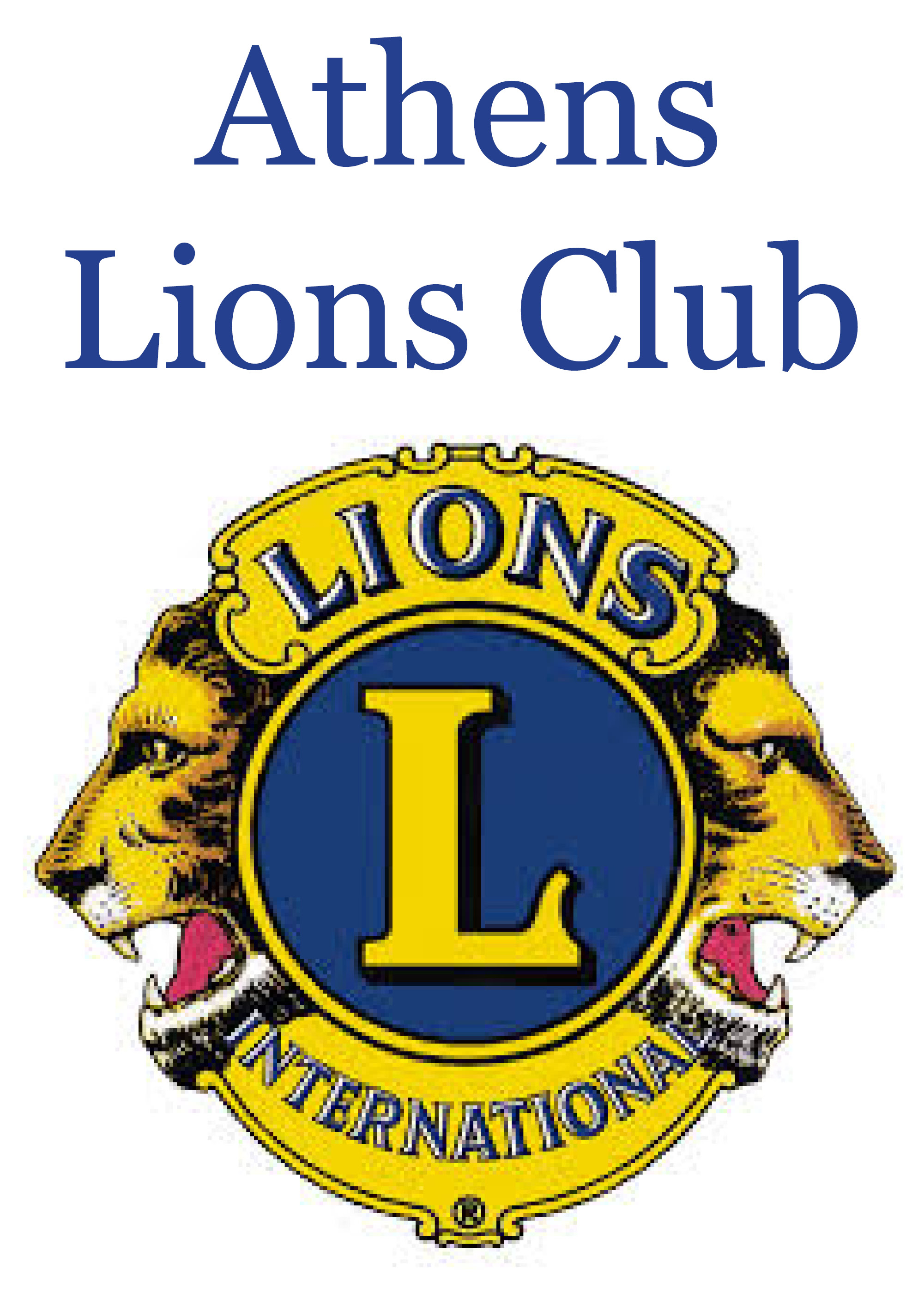 lions club Lions has given me so many unforgettable experiences and amazing friendships over the course of my four years in the club.