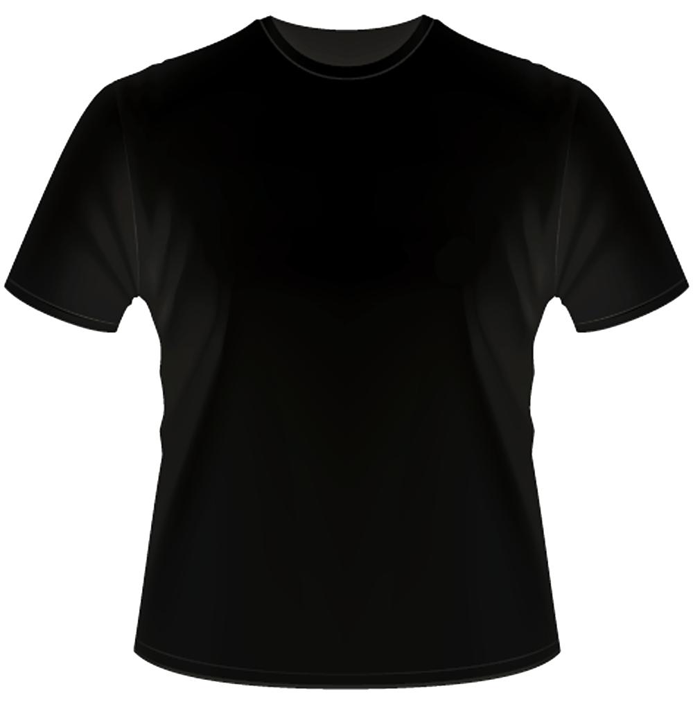 Black T Shirt Png Is Shirt