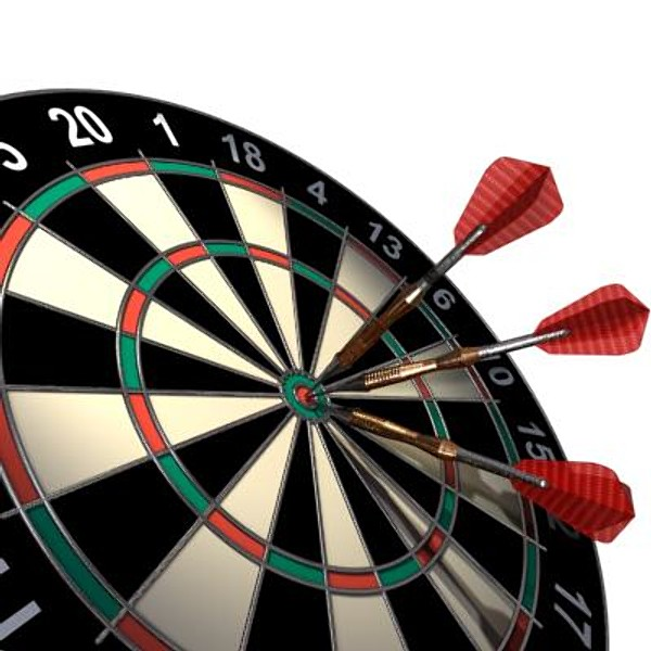 clipart darts dartboard - photo #25