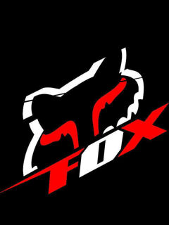 Download Fox Logo Wallpaper 240x320 | Wallpoper #