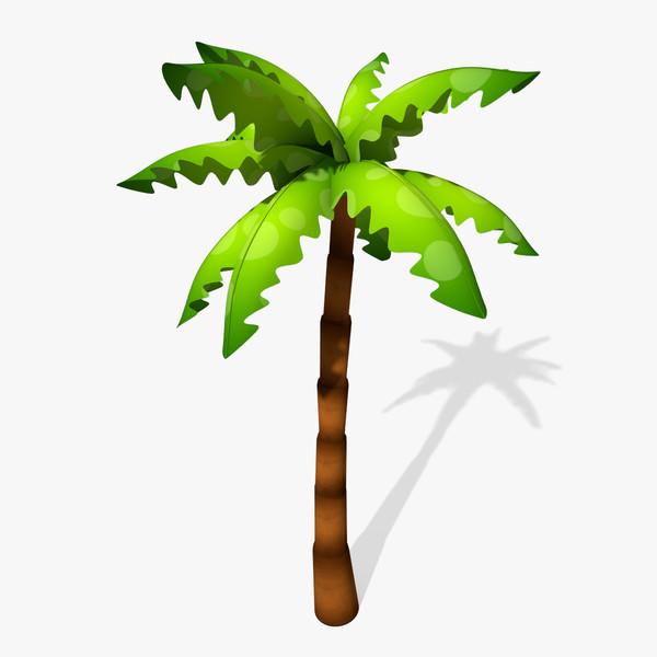 free clipart jungle trees - photo #46