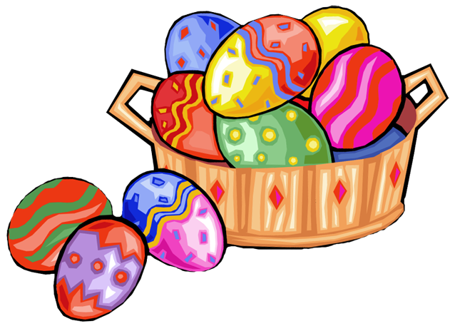 Free Easter Clip Art Borders - ClipArt Best