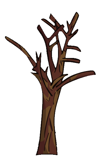 clip art dying tree - photo #49