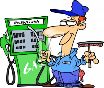 Best Gas Can >> Cartoon Gas Pump - ClipArt Best