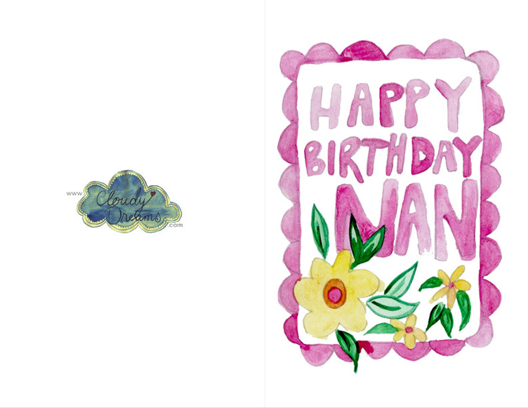 free download birthday card  clipart best, Birthday card