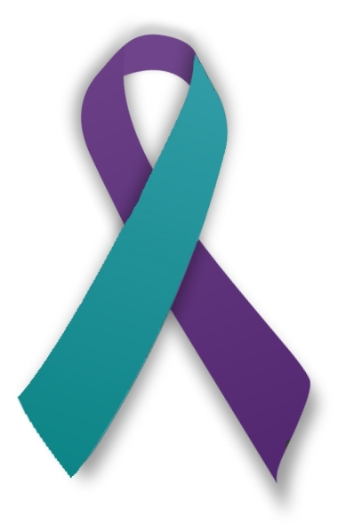 Purple Survivor Ribbon Clipart Best