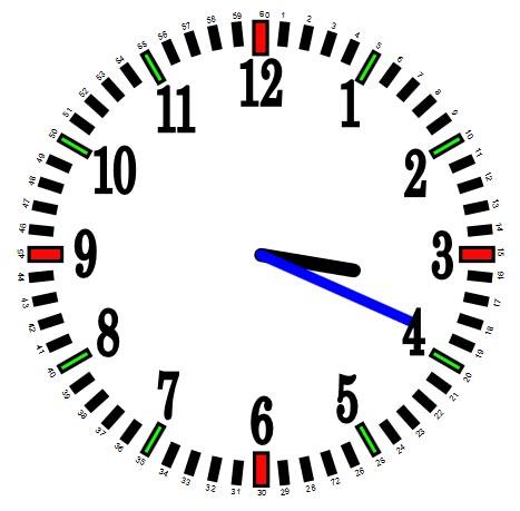 Images of Analog Clock For Kids - #rock-cafe