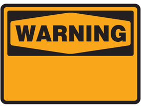 Blank Warning Sign - ClipArt Best - ClipArt Best - ClipArt ...