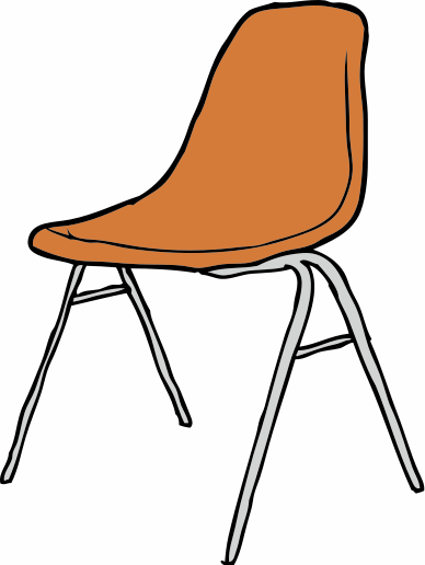 Free School Chair Clipart Public Domain School Chair Clip Art
