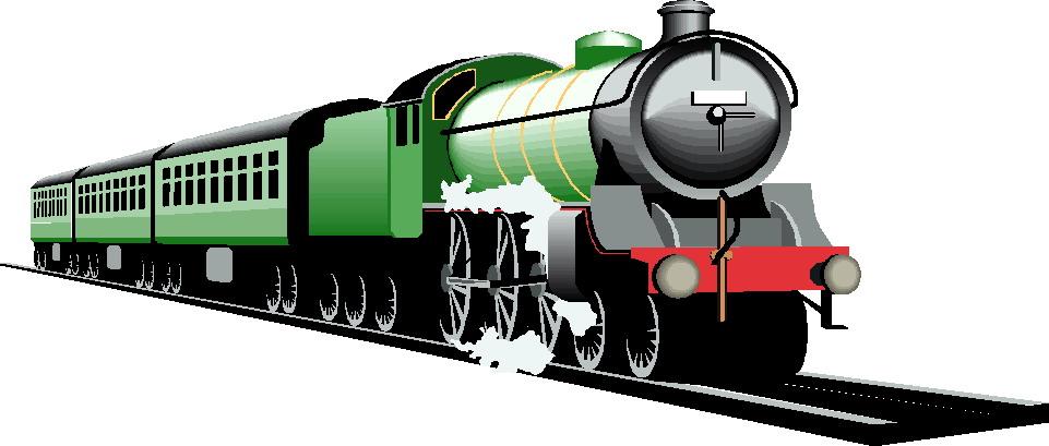 train clip art free download - photo #46