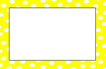 Green Polka Dot Border - ClipArt Best