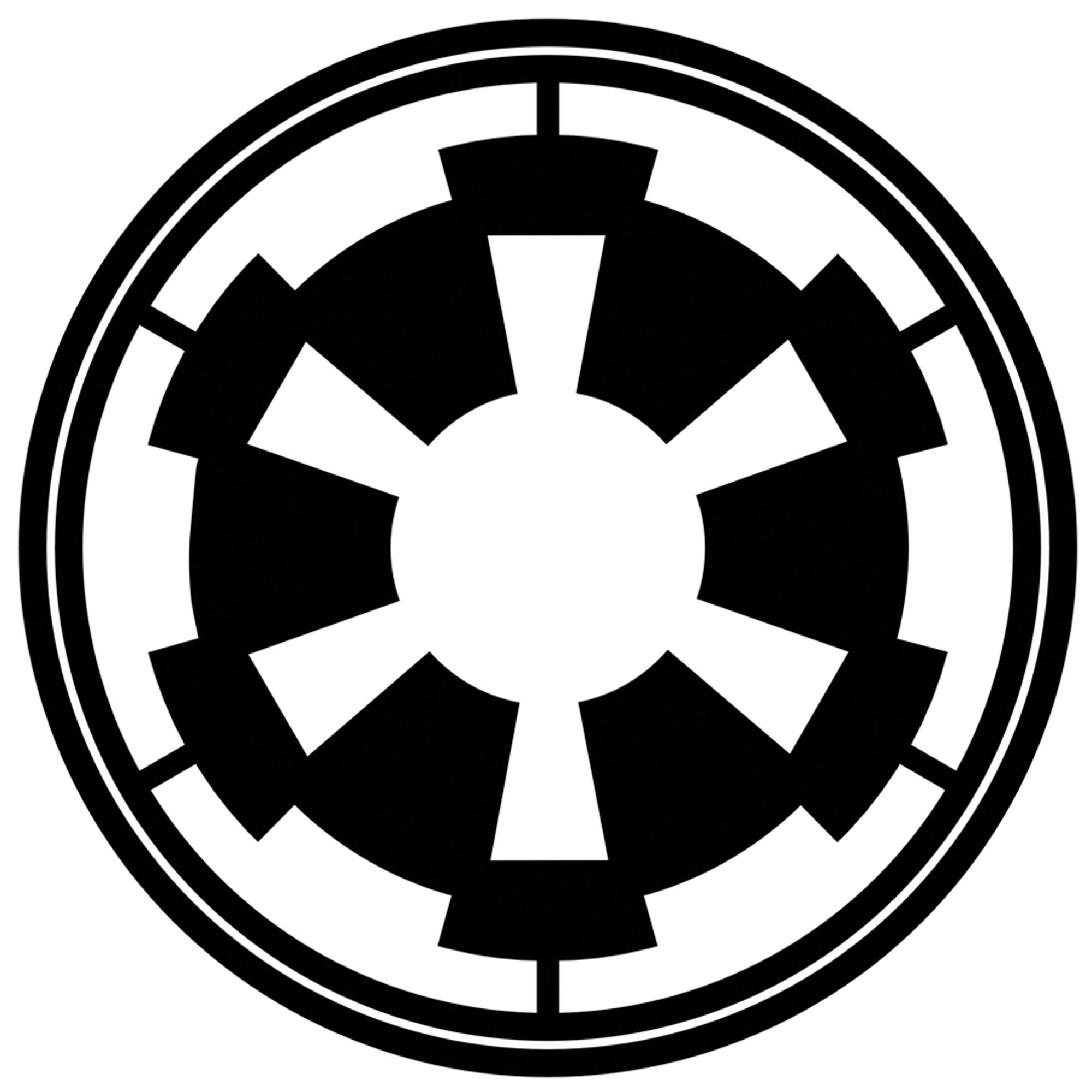 imperial symbol star wars clipart best. Black Bedroom Furniture Sets. Home Design Ideas