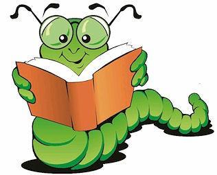 Bookworm - ClipArt Best