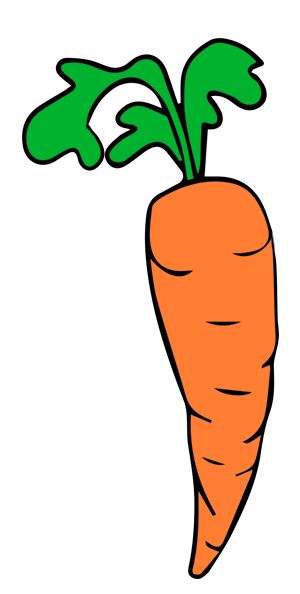 Free to Use & Public Domain Carrot Clip Art