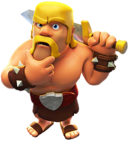 Clash Of Clans Characters - ClipArt Best - ClipArt Best
