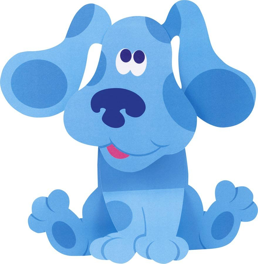 blues clues - ClipArt Best - ClipArt Best