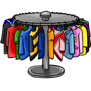 Clothes Rack Clipart - Home Interiors Designs | Home ...