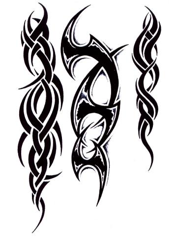 tribal tattoo design free download clipart best. Black Bedroom Furniture Sets. Home Design Ideas